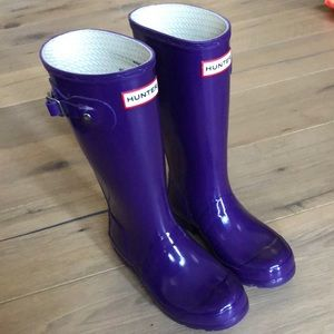 Girls Hunter Rain Boots